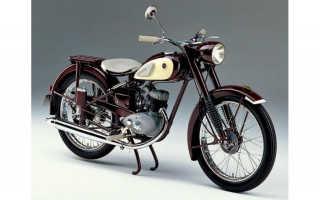 Мотоцикл T250 Hustler (1969): технические характеристики, фото, видео