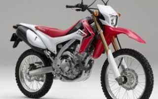 Мотоцикл RL250L Exacta (1974): технические характеристики, фото, видео