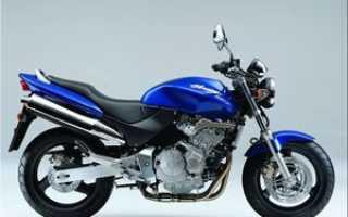 Мотоцикл CB600FA Hornet: технические характеристики, фото, видео