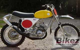 Мотоцикл Stormer Y4 250 Mk 2 (1974): технические характеристики, фото, видео