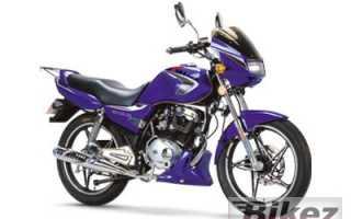 Мотоцикл BD 125-2A (2007): технические характеристики, фото, видео