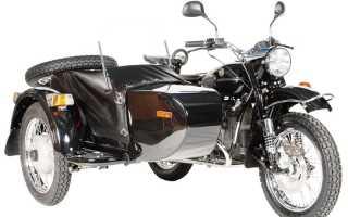 Мотоцикл Урал Турист Т: технические характеристики, фото, видео