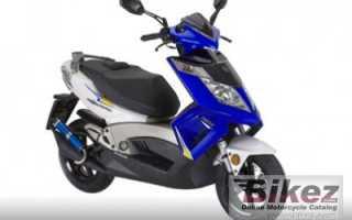 Мотоцикл Hacker 50 (2009): технические характеристики, фото, видео