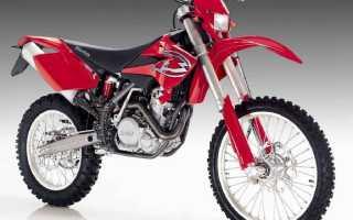 Мотоцикл RR400 Enduro (2005): технические характеристики, фото, видео