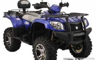 Мотоцикл 520 Max Limited (2011): технические характеристики, фото, видео