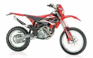 Мотоцикл Ryz 50 Pro Racing Enduro (2007): технические характеристики, фото, видео
