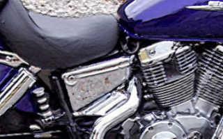 Мотоцикл VT125C Shadow (1999): технические характеристики, фото, видео