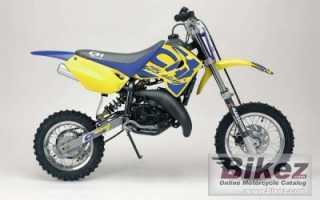 Мотоцикл CH 509 Pro Senior (2009): технические характеристики, фото, видео