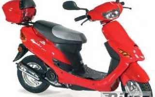 Мотоцикл JL 50QT-5 Commuter (2007): технические характеристики, фото, видео