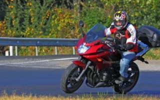 Мотоцикл XJ6 Diversion / ABS: технические характеристики, фото, видео