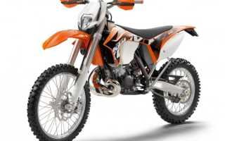 Мотоцикл 200EXC (2011): технические характеристики, фото, видео