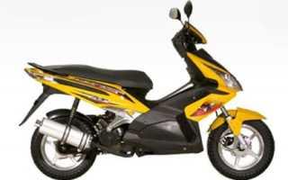 Мотоцикл T125 Stinger (1971): технические характеристики, фото, видео