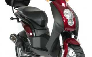 Мотоцикл Ludix Trend (2007): технические характеристики, фото, видео