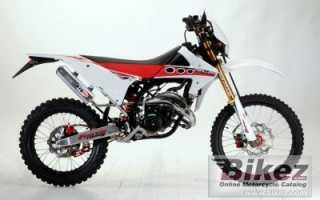 Мотоцикл Caballero Regolarita 50 (2009): технические характеристики, фото, видео