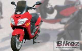 Мотоцикл EM 3500 Maxi-Lithium (2009): технические характеристики, фото, видео