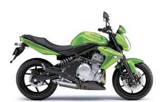 Мотоцикл ER-6n: технические характеристики, фото, видео