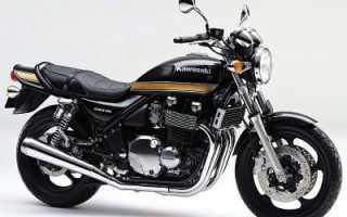 Мотоцикл Zephyr 1100RS (Japan) 1997: технические характеристики, фото, видео