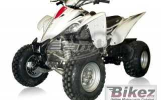 Мотоцикл BX350-S Assault (2010): технические характеристики, фото, видео
