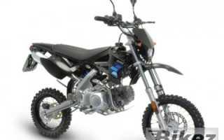 Мотоцикл XP 4 Street 125 Off Road (2008): технические характеристики, фото, видео
