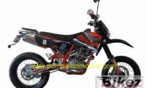 Мотоцикл Falcon CR250i Cross (2011): технические характеристики, фото, видео