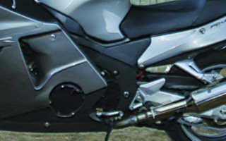 Мотоцикл CBR1100XX Super Blackbird (1997): технические характеристики, фото, видео