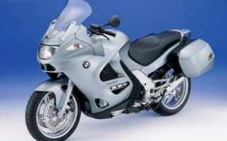Мотоцикл K1200GT (2008): технические характеристики, фото, видео