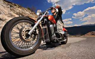 Какие вещи необходимы начинающему мотоциклисту