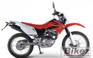 Мотоцикл D32 250 (2010): технические характеристики, фото, видео