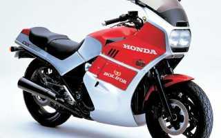Мотоцикл CBX750F Bol dOr: технические характеристики, фото, видео