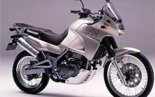Мотоцикл KLE 400 (Japan) 2001: технические характеристики, фото, видео
