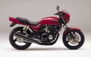 Мотоцикл ZR 400 Zephyr X: технические характеристики, фото, видео