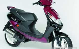 Мотоцикл Vivacity 50 Sportline (2008): технические характеристики, фото, видео