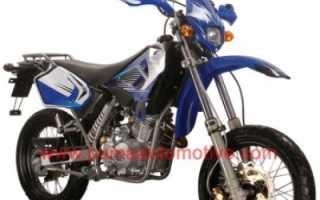 Мотоцикл Rottaler 125 Motard (2011): технические характеристики, фото, видео