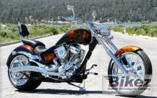 Мотоцикл Devils Advocate ProStreet 100 Carb (2009): технические характеристики, фото, видео