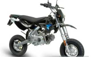 Мотоцикл XP 4 Street 50 (2010): технические характеристики, фото, видео