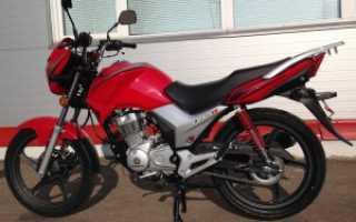 Мотоцикл CB125 (1973): технические характеристики, фото, видео