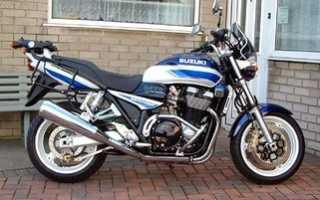 Мотоцикл GSX1400Z (2004): технические характеристики, фото, видео