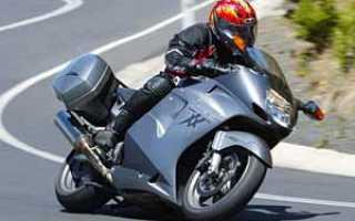 Мотоцикл CBR1100XX Super Blackbird 2007: технические характеристики, фото, видео