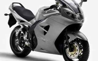 Мотоцикл Sprint ST 1050 (2011): технические характеристики, фото, видео
