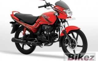 Мотоцикл Passion Pro (2012): технические характеристики, фото, видео