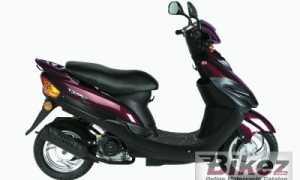 Мотоцикл LH50QT-2 (2012): технические характеристики, фото, видео