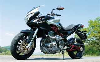 Мотоцикл Tornado Tre 1130 (2006): технические характеристики, фото, видео