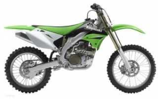 Мотоцикл KX450: технические характеристики, фото, видео