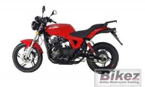 Мотоцикл 250 MR Destro (2013): технические характеристики, фото, видео