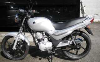 Мотоцикл NS 125 DLX (2004): технические характеристики, фото, видео