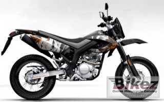Мотоцикл JSM Trail 125 (2010): технические характеристики, фото, видео