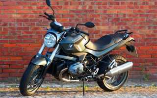 Мотоцикл R1200R (2011): технические характеристики, фото, видео
