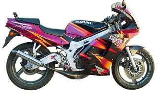 Мотоцикл RG150 (1998): технические характеристики, фото, видео