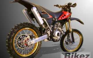 Мотоцикл Caballero Regolarita Casa 125 (2008): технические характеристики, фото, видео