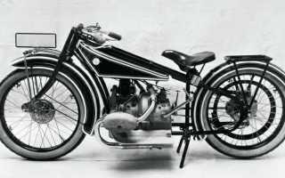 Мотоцикл R37 (1925): технические характеристики, фото, видео